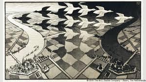 Escher Birds